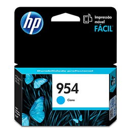 HP Tintas-Cartridge Cyan 954