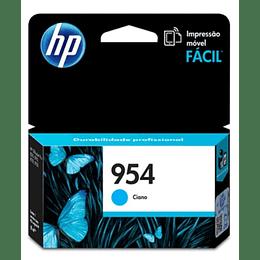 HP Tintas-Cartridge Cyan 954