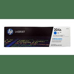CF511A Toner HP Cyan 204A