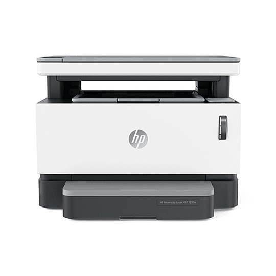 HP Multifuncional Láser Blanco y Negro Neverstop 1200w WiFi