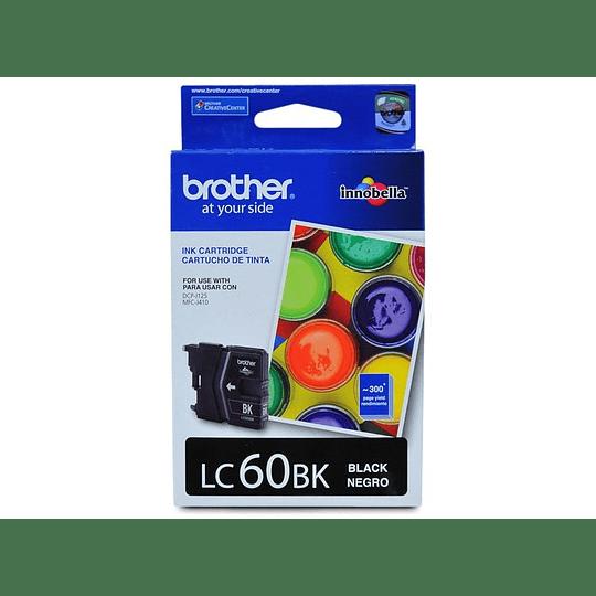 LC60 BK Cartridge Brother
