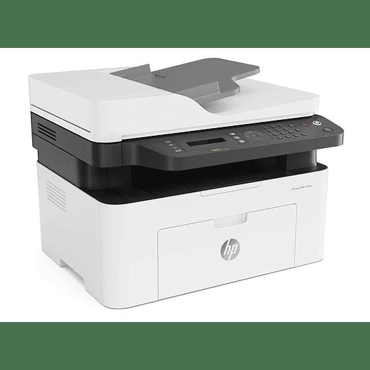 Impresora multifunción HP Laser 137fnw