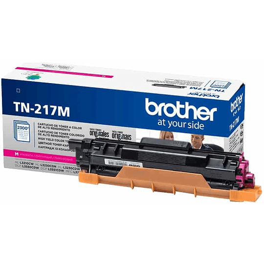 TN217 Toner Brother Magenta