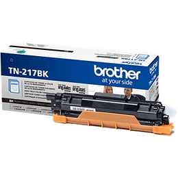 TN217 Toner Brother Negro