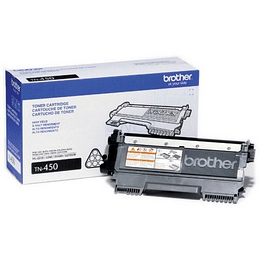 Tn450 Toner Original Negro Brother