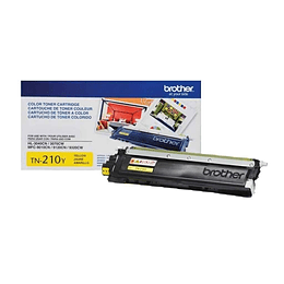 Tn210Y Toner Original Yellow Brother