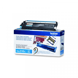 TN210C Toner Original Cyan Brother