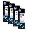 gt51 (gt53) y gt52 Pack de Tintas HP