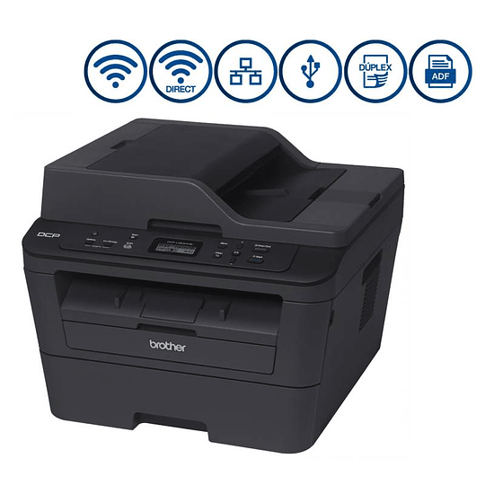 Brother Laser DCP-L2540DW B-N/30 PPM/USB/RED/WiFi
