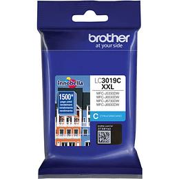 LC3019 Yellow Brother cartridge para 1500 paginas yellow