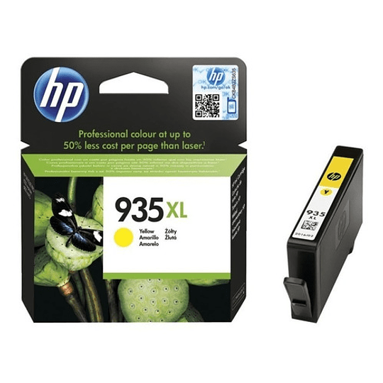 Hp 935XL Yellow de Alta capacidad