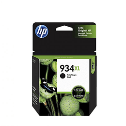 Hp 934xl Black de Alta capacidad