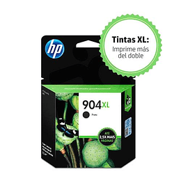HP 904XL Negro Cartridge Alta capacidad