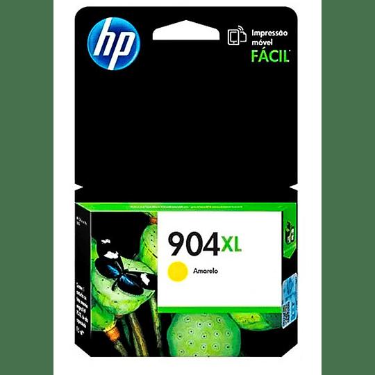 HP 904XL Yellow Cartridge Alta capacidad