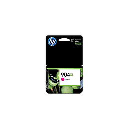 HP 904XL Magenta Cartridge Alta capacidad