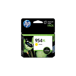 HP Tintas-Cartridge Yellow 954XL