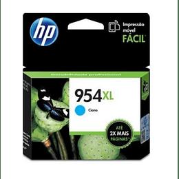 HP Tintas-Cartridge Cyan 954XL