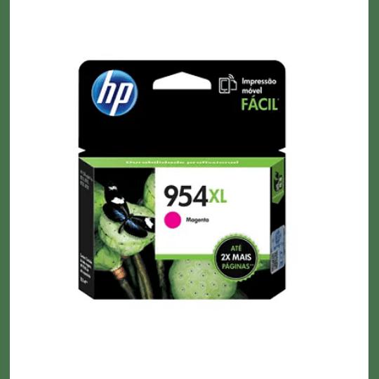 HP Tintas-Cartridge Magenta 954XL