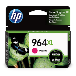 HP Tintas-Cartridge Magenta 964 XL