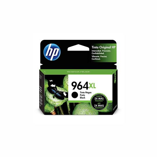 HP Tintas-Cartridge Negro 964 XL