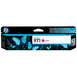 Hp 971 Magenta Cartridge CN623AM