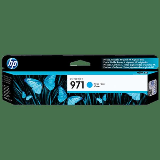 Hp 971 Cyan Cartridge CN622AM