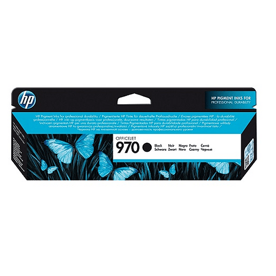 Hp 970 Black Cartridge CN621AM