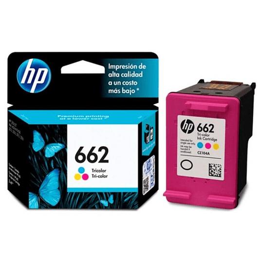 HP 662 CL Cartridge Hp Original