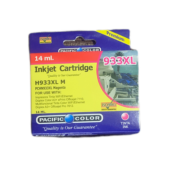 933XL Magenta Compatible Hp Pacific Color
