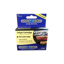 296/297 17ml BK Cartridge Alternativo Pacific Color