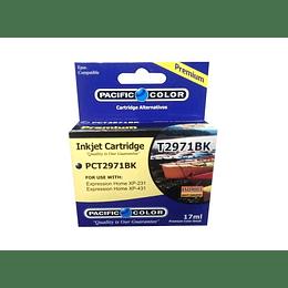 296/297 17ml BK Cartridge Alternativo Pacific Color