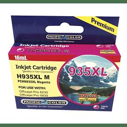 935XL Magenta Pacific color compatble Hp