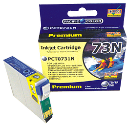 731N Negro Cartridge Alternativo Compatible Epson Pacific