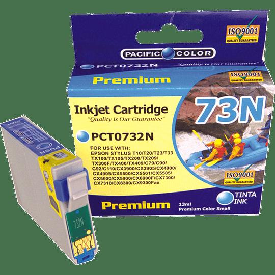 734N Cyan Cartridge Pacific Color Compatible Epson