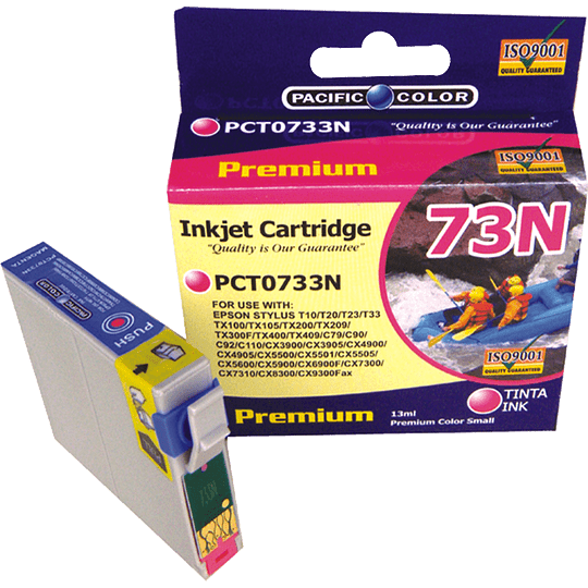 733N Magenta Cartridge Alternativo Compatible Epson