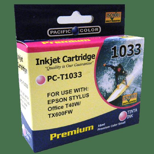 103 magenta Cartridge Pacific color Compatible Epson