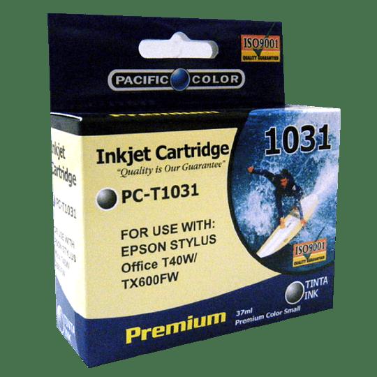 103 black Cartridge Pacific color Compatible Epson