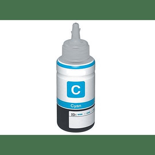 664 Epson Botella alternativa Cyan compatible Ecotank linea L