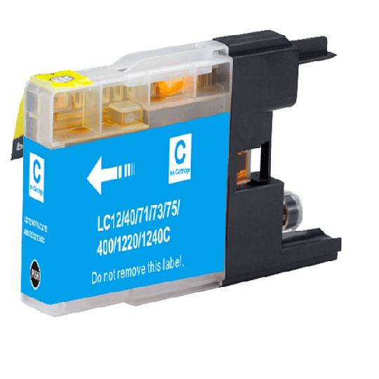 LC75C Cartridge Alternativo Cyan Logic Compatible Brother