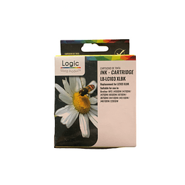 LC103 Negro Cartridge Logic