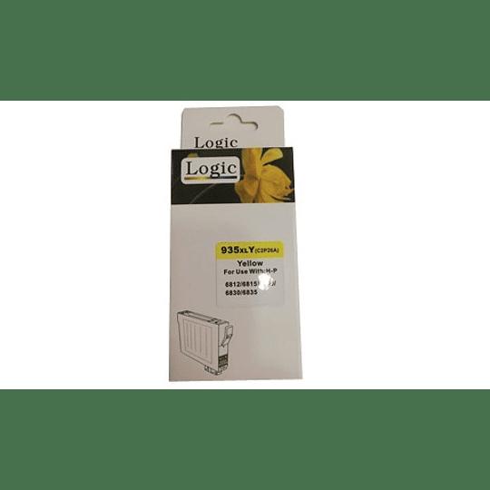 935XL Yellow Alternativa compatible Hp Logic