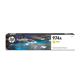 HP 974A Cartridge Yellow