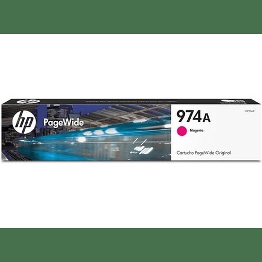 HP 974A Cartridge Magenta