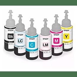 Pack 6 tintas 673 Alternativa compatible Eps