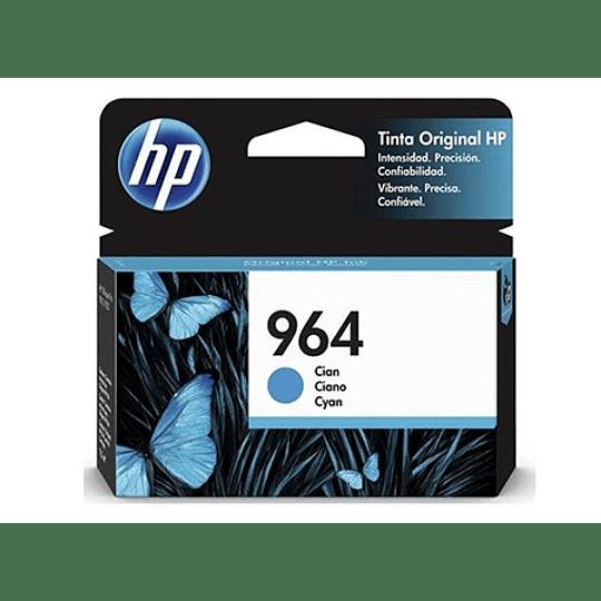 Cartridge HP 964 Cyan 700 PAG. PRO 9010/9020