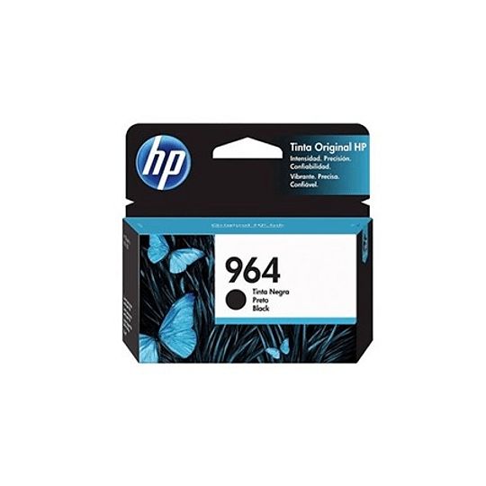 Cartridge HP 964 Negro 1000 PAG. PRO 9010/9020
