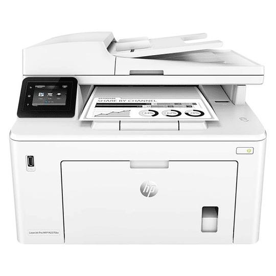 HP Impresora Multifuncional LaserJet Pro M227fdw