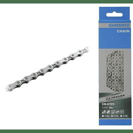 Cadena Shimano Ultegra CM-6701 10 velocidades