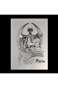 Ilustração FCPorto/ FCPorto ilustrativo