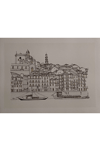 Ribeira do Porto / Porto River Front